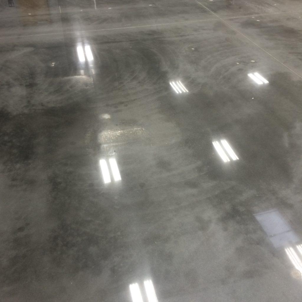 Concrete Polishing - EZ Out Floor Removal
