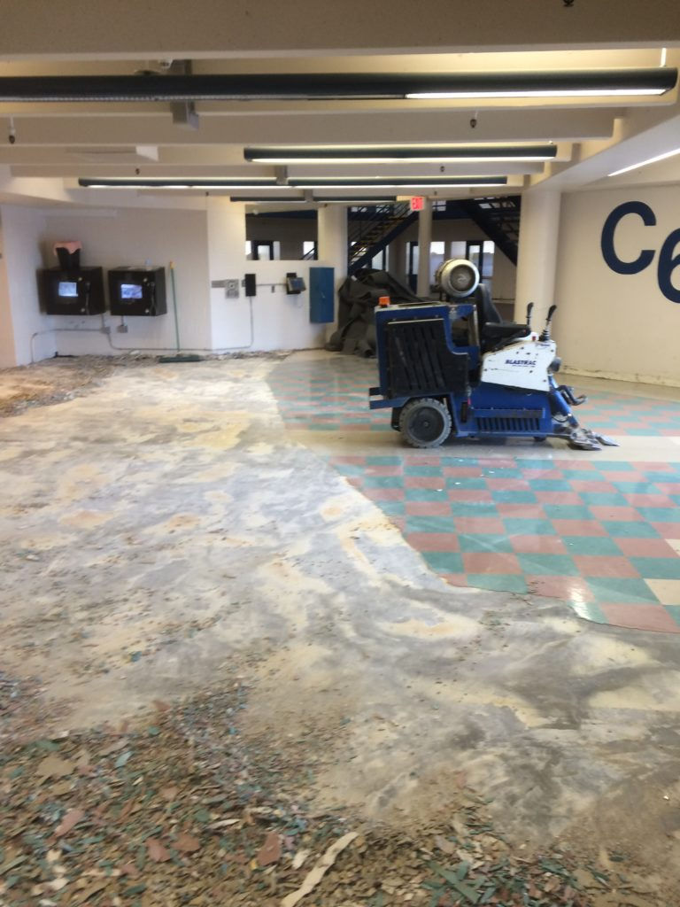 Vct Removal Ez Out Floor Removal